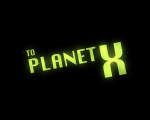 To Planet X