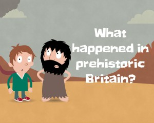 BBC Learning – Prehistoric