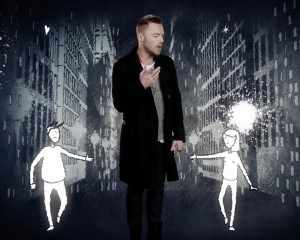 Ronan Keating Music Video