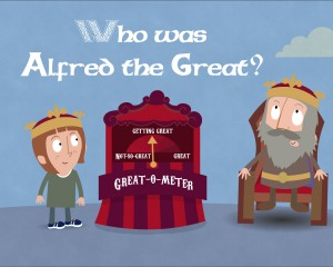 BBC Learning – Alfred the Great